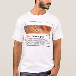 Photoshop 6.0 Splash T-shirt