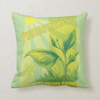 Photosynthesis Cushion