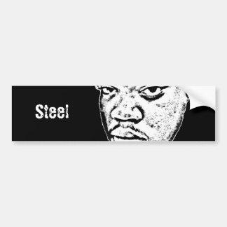 PhotoText Sticker - Customized Bumper Sticker