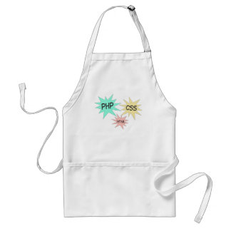 PHP CSS HTML STANDARD APRON