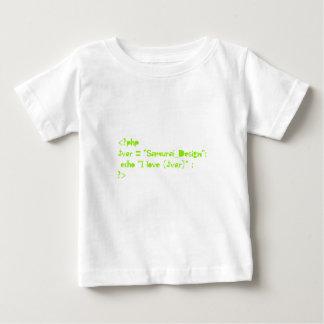 php script of Programming language Baby T-Shirt
