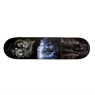 phpvD56gpPM dragonskulls Death Custom Skateboard