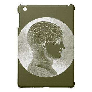Phrenology Head iPad Mini Cases