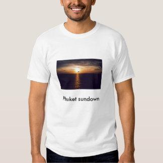 Phuket Sundown Tshirts
