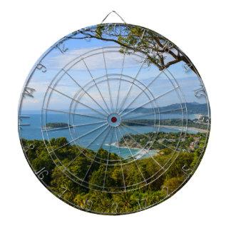 Phuket Thailand - Kata Beach Dartboard