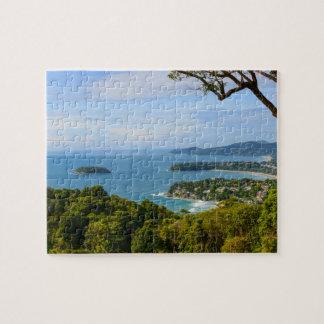Phuket Thailand - Kata Beach Jigsaw Puzzle
