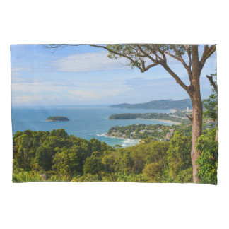 Phuket Thailand - Kata Beach Pillowcase