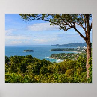 Phuket Thailand - Kata Beach Poster