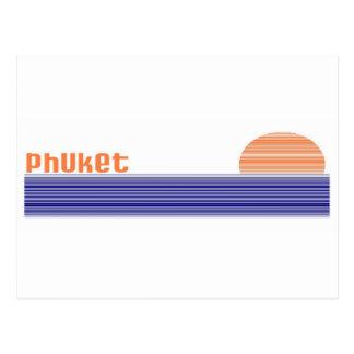 Phuket, Thailand Postcard