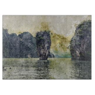 Phuket Thailand Tropical Paradise in Asia Cutting Board