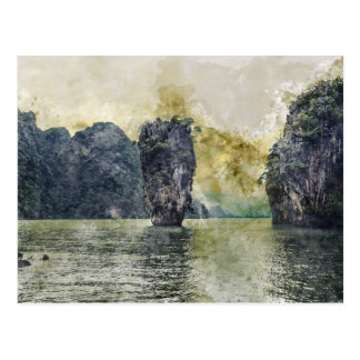 Phuket Thailand Tropical Paradise in Asia Postcard
