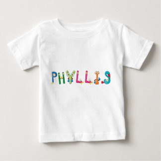 Phyllis Baby T-Shirt