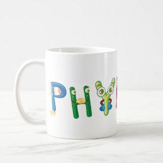 Phyllis Mug