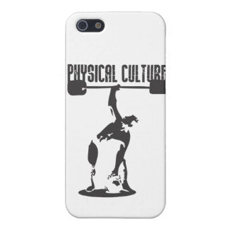 Physical Culture Bent Press iPhone 5/5S Cover