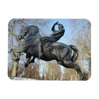 "Physical Energy Statue 3""x4"" Magnet"