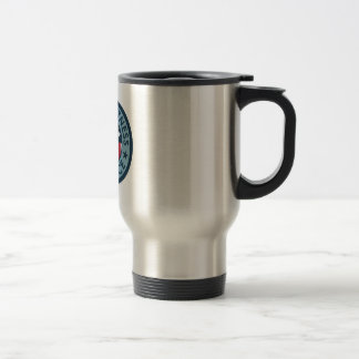 Physical Fitness Excellence Travel Mug