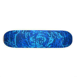 Physical Graffiti/Depth Skateboard Deck