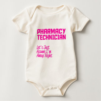Physical Therapist Baby Bodysuits
