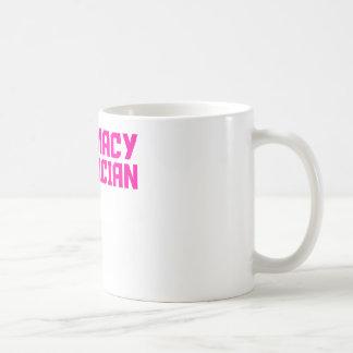 Physical Therapist Basic White Mug