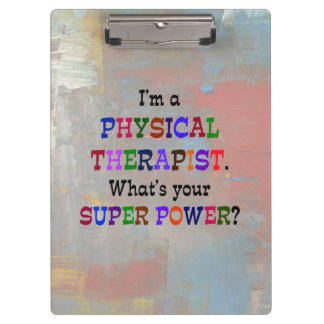 Physical Therapist Clipboards