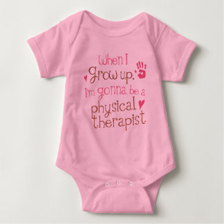 Physical Therapist (Future) Infant Baby T-Shirt