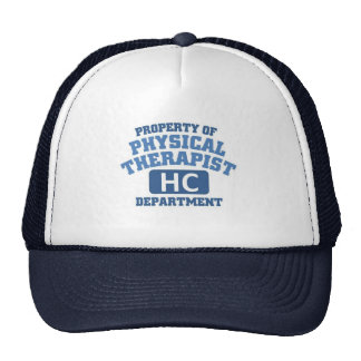 Physical Therapist Trucker Hat