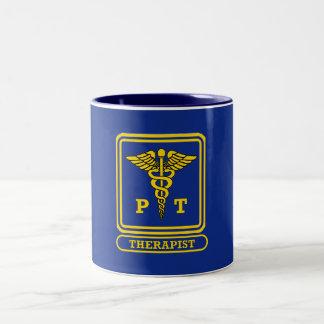 Physical Therapist Coffee Mugs