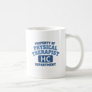 Physical Therapist Mugs