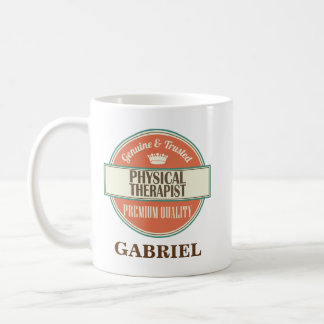Physical Therapist Personalized Office Mug Gift