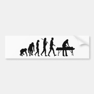 Physical Therapist physiotherapy Sports Therapy Bumper Sticker