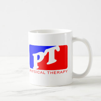 Physical Therapy Basic White Mug