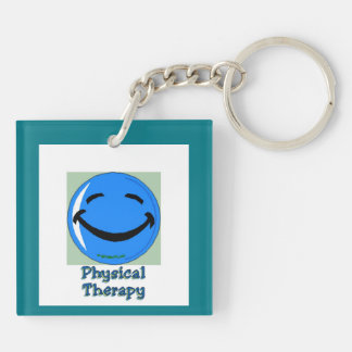 Physical Therapy Key Ring