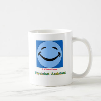 Physician Assistant Happy Face Coffee Mug
