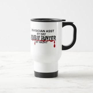 Physician Asst Zombie Hunter Travel Mug