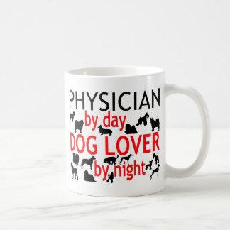 Physician Dog Lover Coffee Mug
