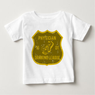 Physician Drinking League Baby T-Shirt