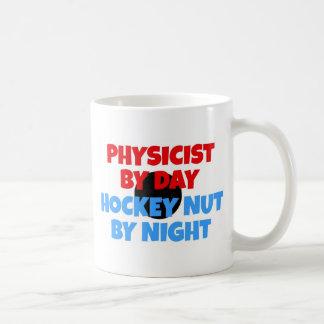 Physicist Hockey Fanatic Coffee Mug