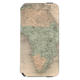 Physics Africa Incipio Watson™ iPhone 6 Wallet Case