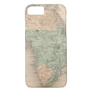 Physics Africa iPhone 7 Case