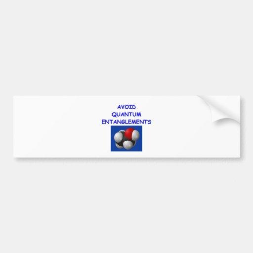 physics bumper sticker