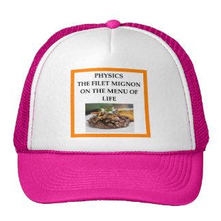 PHYSICS CAP