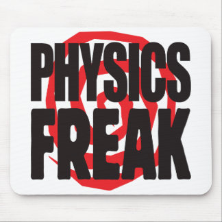 Physics Freak Mousemat