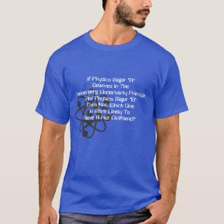 Physics Geek Pride Funny Long T-Shirt