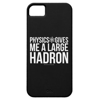 Physics Gives Me A Large Hadron Barely There iPhone 5 Case