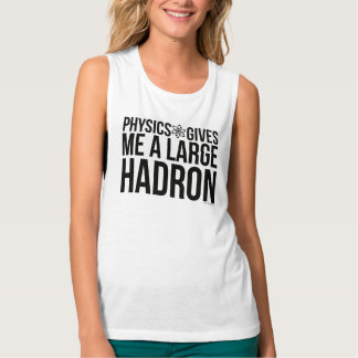 Physics Gives Me A Large Hadron Singlet