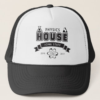 Physics House Trucker Hat