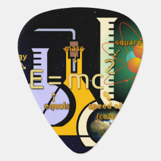 Physics is Cool Plectrum