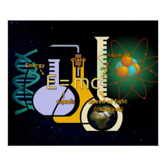 Physics is Cool Poster
