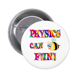 Physics is Fun Buttons