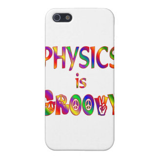 Physics is Groovy Case For iPhone 5